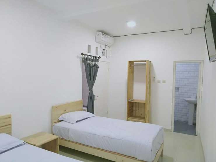 Jasmeen Syariah Malang - Guest room