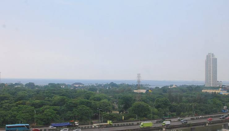 Apartment Northland Residence Jakarta - View