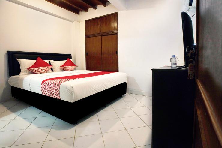 OYO 146 Menteng Residence Near RSUPN Dr.Cipto Mangunkusumo Jakarta - Bed room