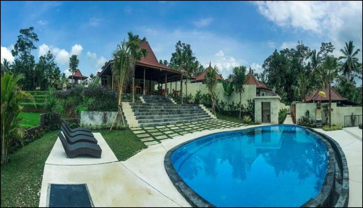 Vrindavan Ubud Villa Bali - pool