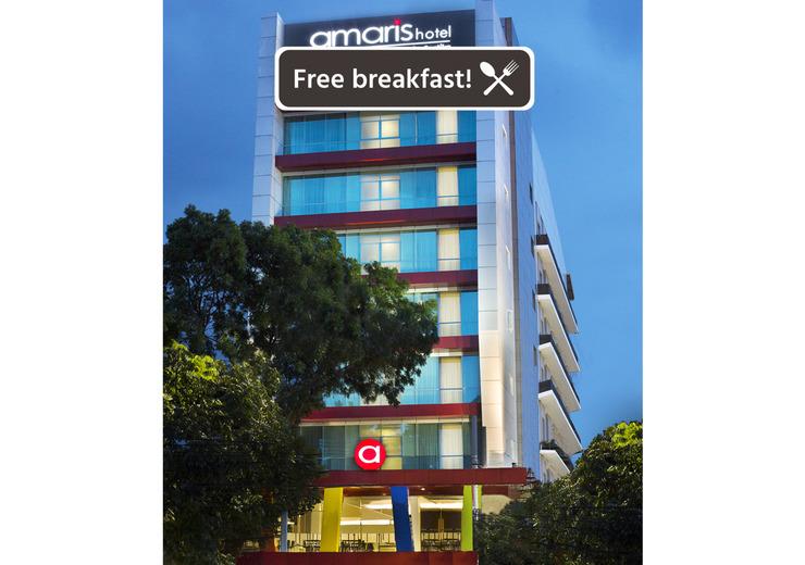 Amaris Hotel Setiabudhi Bandung Bandung - Appearance
