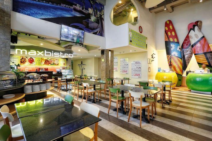 MaxOne Hotels Bukit Jimbaran - Restaurant
