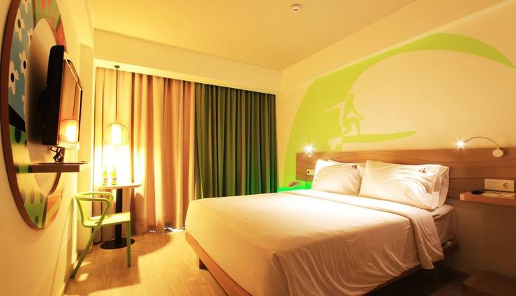 MaxOne Hotels Bukit Jimbaran - Happiness Room