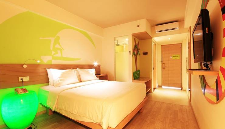 MaxOne Hotels Bukit Jimbaran - Happinees Room Double