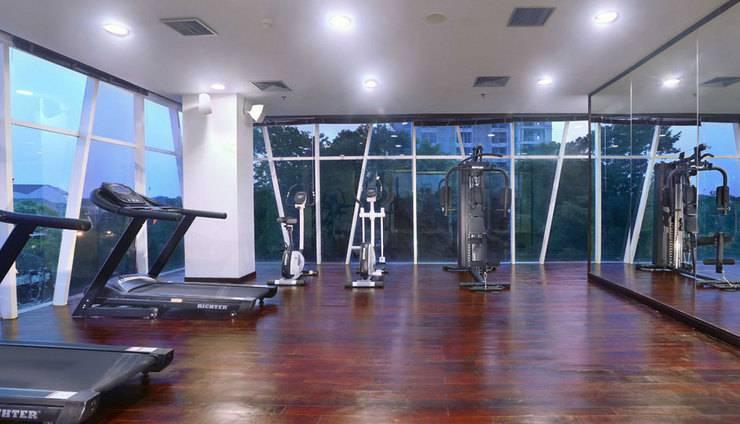 Quest Hotel Surabaya - Ruang Fitness