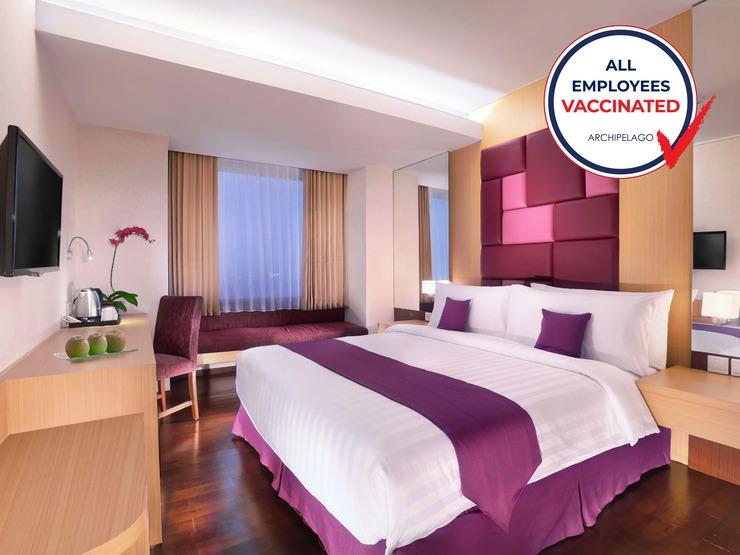 Quest Hotel Darmo Surabaya - Hotel Vaccinated