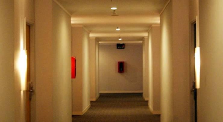 The Plaza Hotel Glodok - Koridor