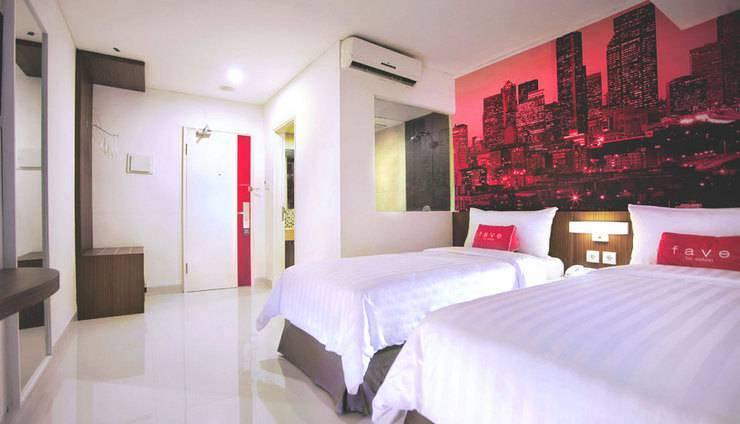 Fave Hotel Cililitan - Standard Twin