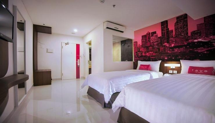 Fave Hotel Cililitan - New Standard
