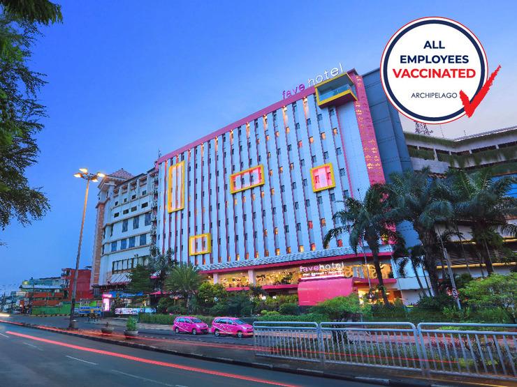 Fave Hotel Cililitan - Vaccinated
