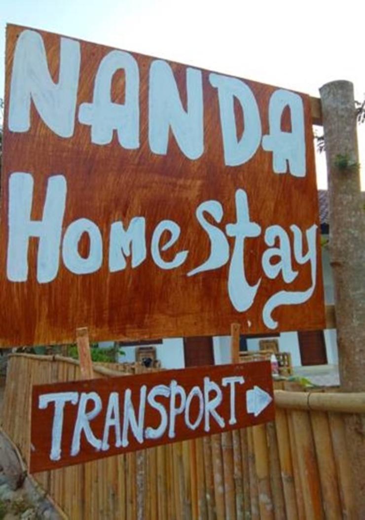 Nanda Homestay Lombok - Exterior