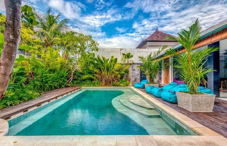 Villa Alchemy Bali - Kamar tidur