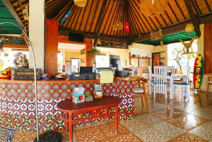 Nirmala Guest House Keramas Bali - Lobby