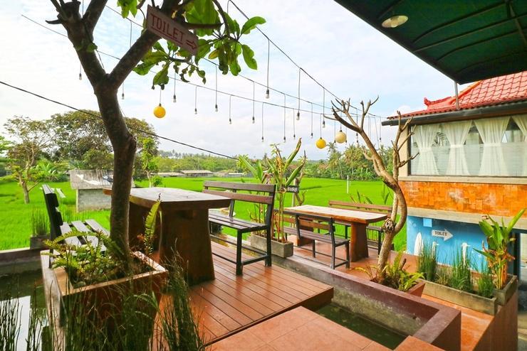 Nirmala Guest House Keramas Bali - Restaurant