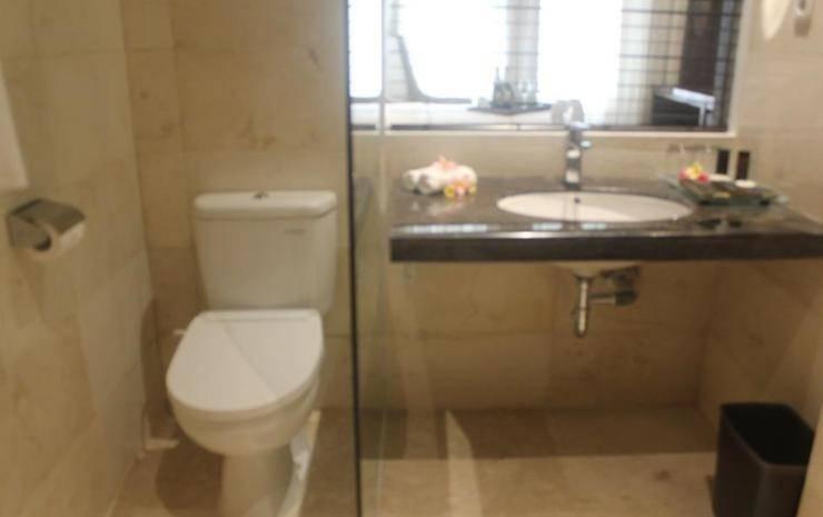 Sheo Resort Hotel Bandung - Deluxe Bathroom