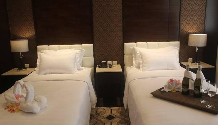 Sheo Resort Hotel Bandung - Deluxe Twin New
