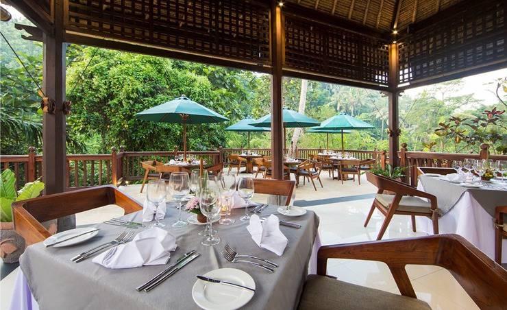The Lokha Ubud - Bukit Cinta Restaurant
