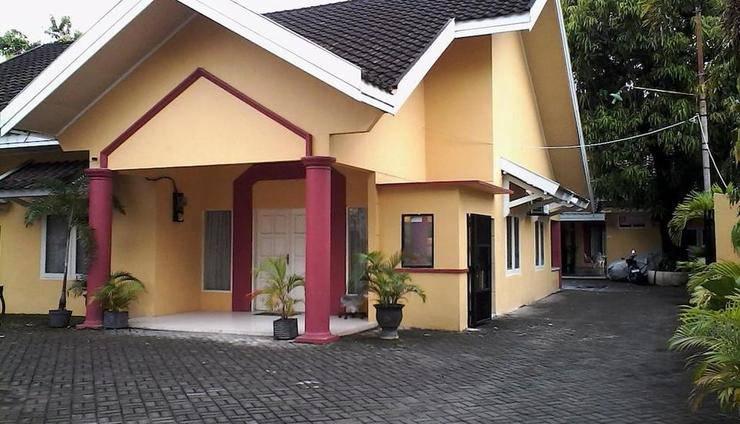 Wisma Mutiara Makassar - Bangunan