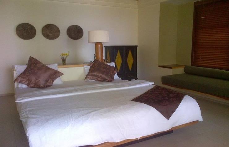 Villa Bukit Segara Bali - Kamar tidur
