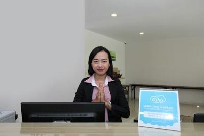 Airy Bandara Ahmad Yani Semarang - Receptionist