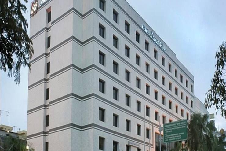 Nagoya Plasa Hotel Batam - Tampilan Luar Hotel