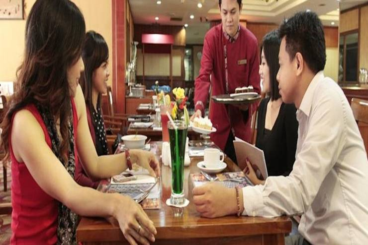 Nagoya Plasa Hotel Batam - Restoran