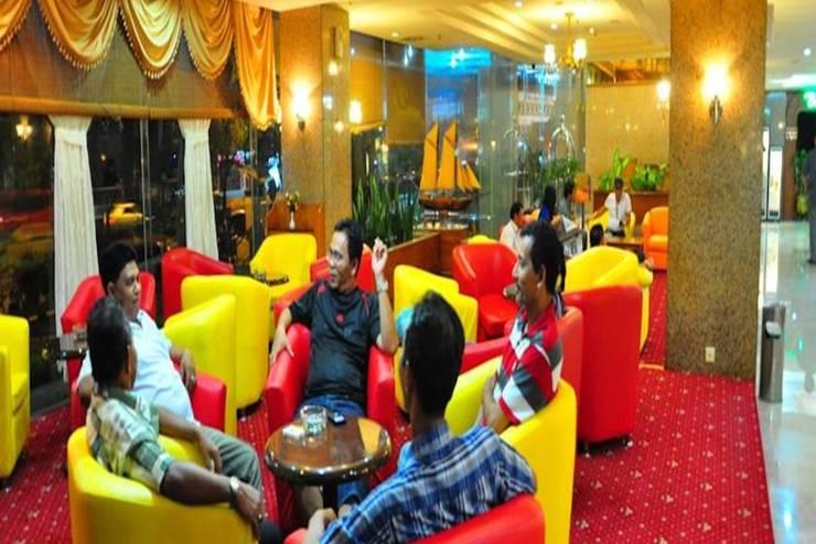 Nagoya Plasa Hotel Batam - Lobi