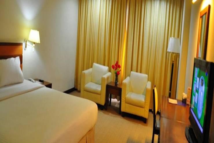 Nagoya Plasa Hotel Batam - Kamar Tamu