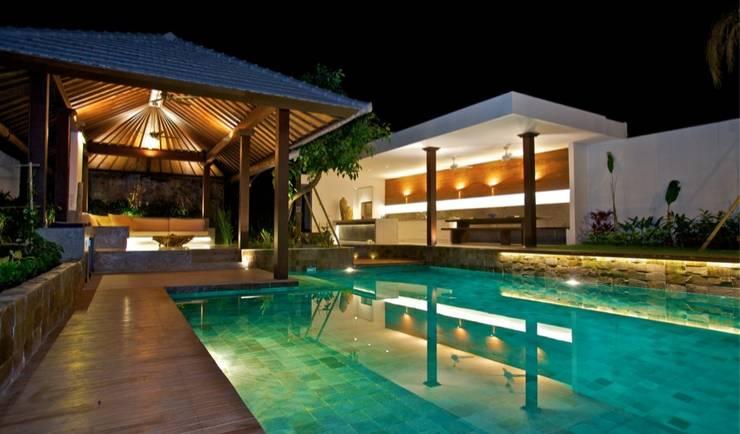 Villa Besok Bali - Kolam Renang