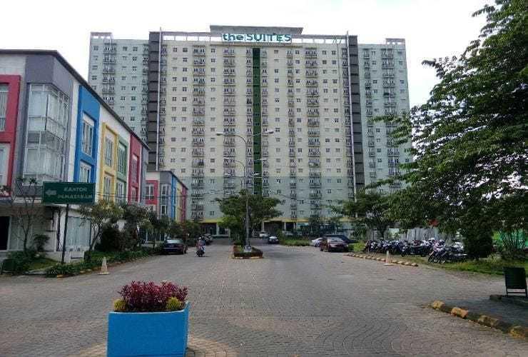 The Suites Metro Apartment By Madam Rizka Bandung - Facade