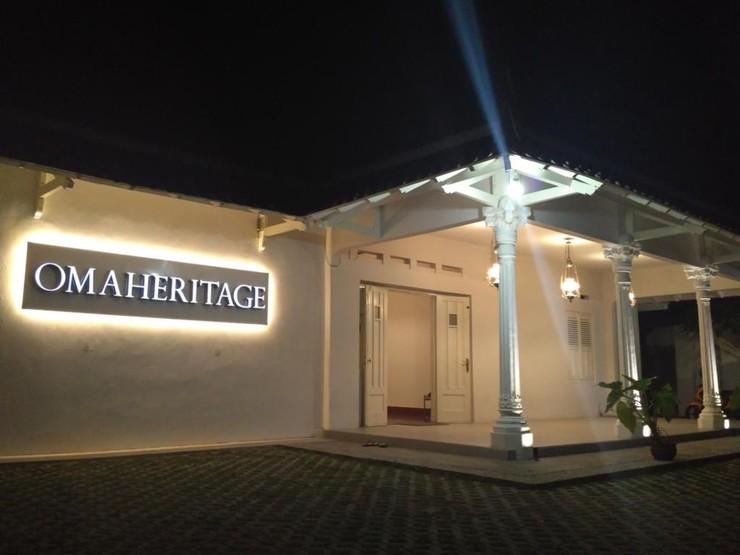 Omaheritage Yogyakarta - Exterior