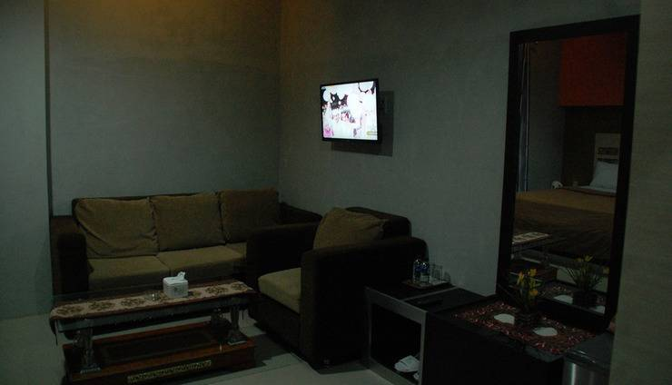 Hotel Syariah Grand Jamee Medan - Guest room