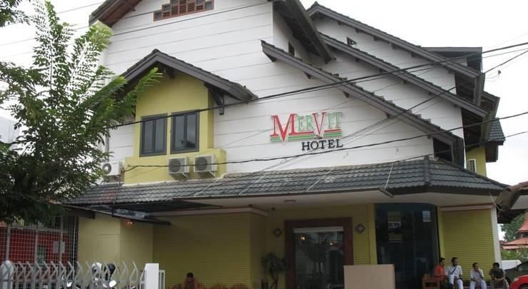 Tarif Hotel Mervit Hotel (Padang)