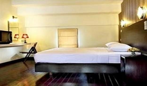 Mervit Hotel Padang - Kamar Deluxe