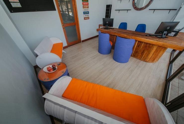 Kaen Apartments Bali - Lobby