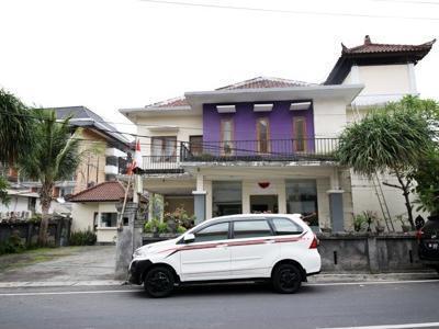 Airy Kuta Merdeka Raya 17 AG Bali Bali - Eksterior
