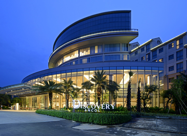 Discovery Ancol - Hotel Building