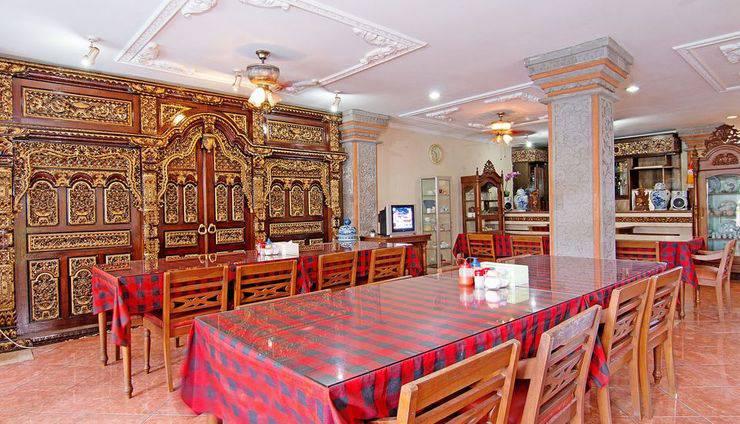ZenRooms Paradise Legian Hotel Bali - Restoran