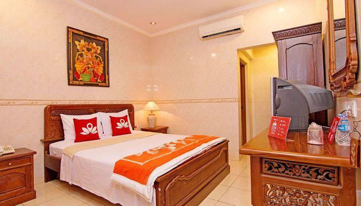 ZenRooms Paradise Legian Hotel Bali - Tampak keseluruhan