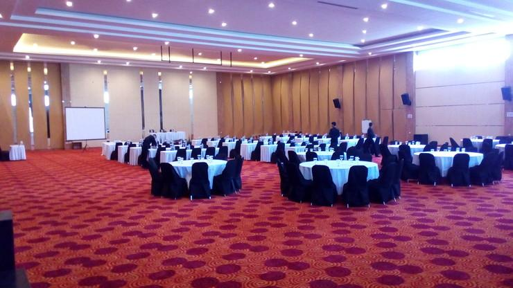 Novena Hotel Bandung Bandung - Ballroom
