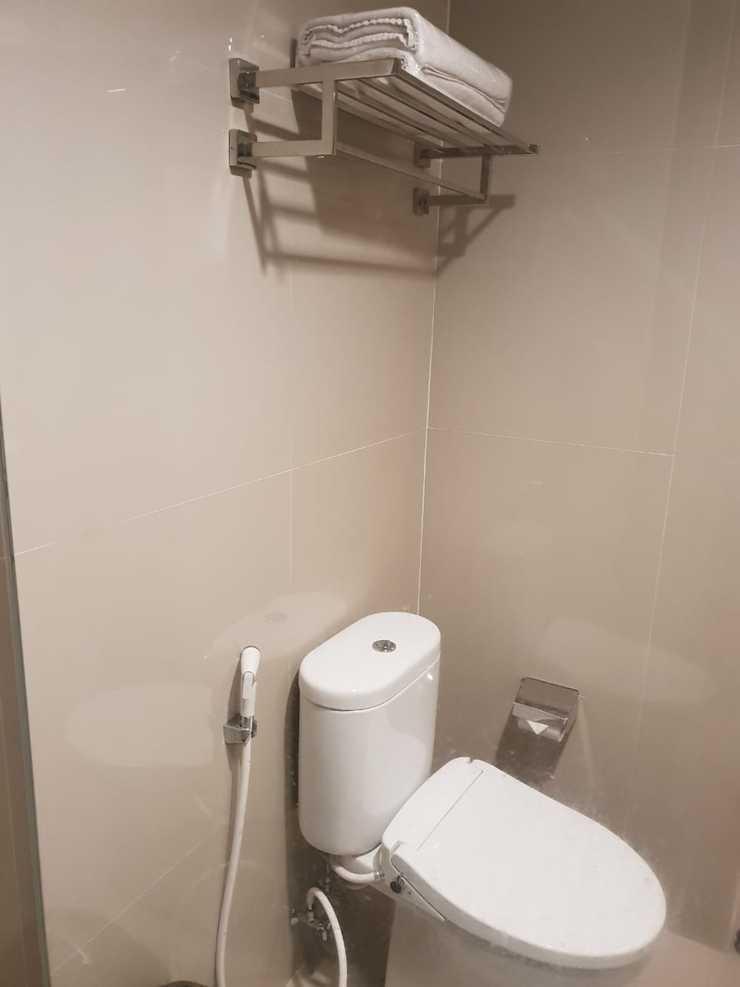 Novena Hotel Bandung Bandung - Bathroom