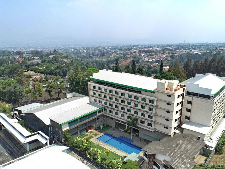 Novena Hotel Bandung Bandung - Appearance