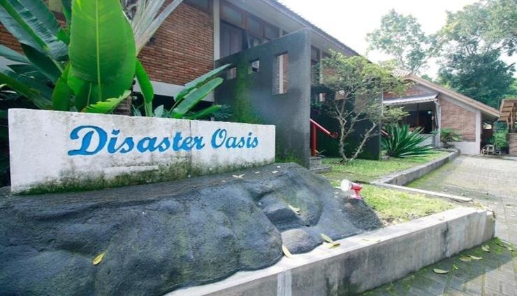 Disaster Oasis Yogyakarta - Exterior