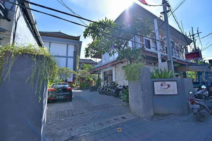 Sandat Hotel Kuta Bali - Exterior