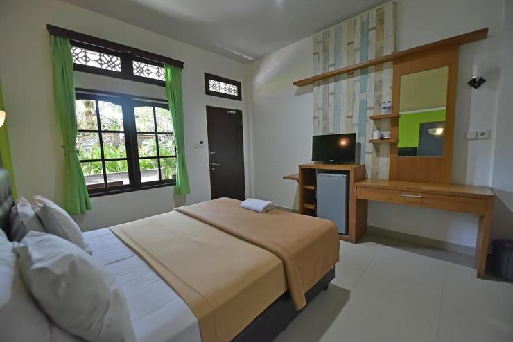 Sandat Hotel Kuta Bali - Guest room
