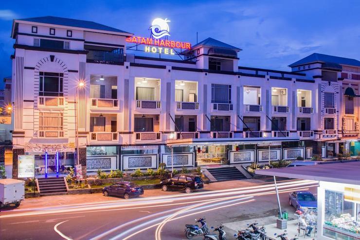 Batam Harbour Boutique Hotel & Spa Batam - Exterior