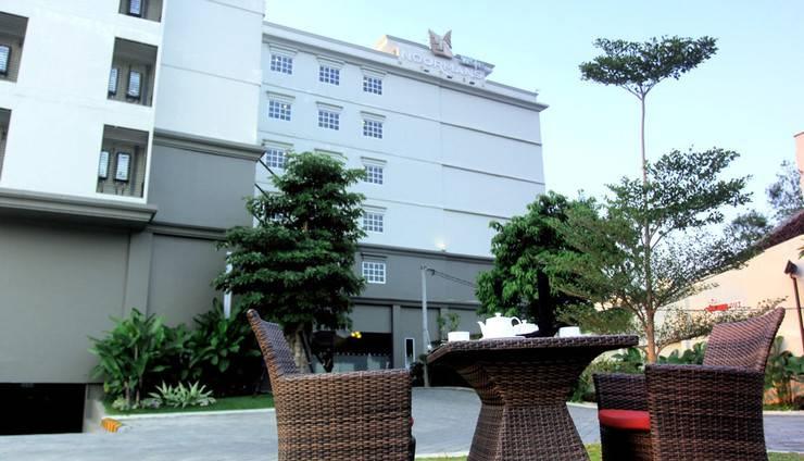 Noormans Hotel Semarang - Eksterior