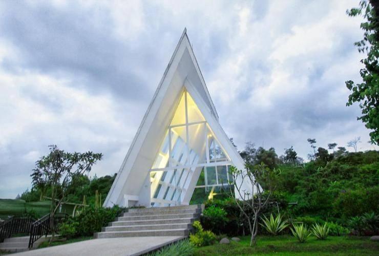 The Green Forest Resort Bandung - Chapel