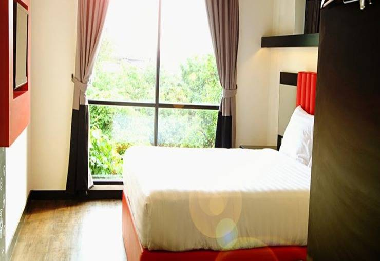 Kalya Hotel Yogyakarta - Kamar tamu
