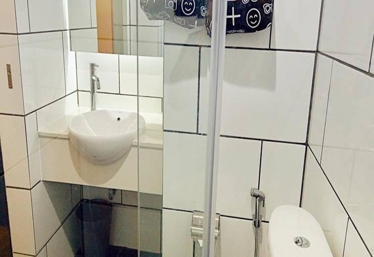 Kalya Hotel Yogyakarta - Kamar mandi